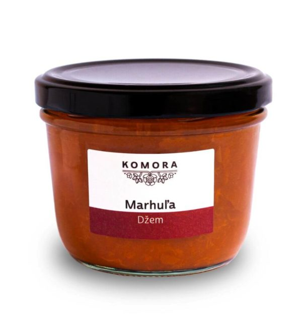 Marhuľa džem